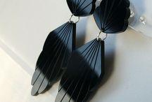 Plexiglass jewelry