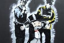 Arte urbano / La mejor expresión de las calles... / by Cami Merino