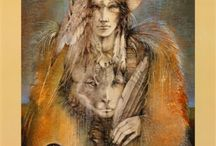 Susan Seddon-Boulet / The Art work of Susan Seddon Boulet