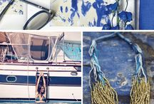 Ocean Inspiration / Ocean inspired shades can make a space feel instantly relaxing here are some of our favourite ocean inspirations!