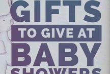 Baby shower/ wedding gifts