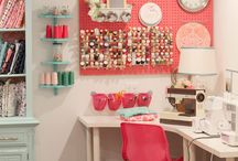 Dream sewing room ❤