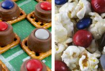 New England Patriots Game Day Super Bowl  Treats