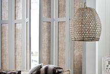 Window and door treatments