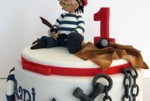 Birthday Cake Pirate