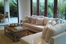 Family room / Sectionals
