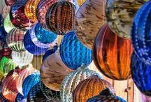 Glass blowing and Glass art and crafts / Lets make some funky glass arts and all you need to know about glass blowing and the craft