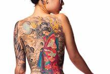 Tattos Japanese  Tradicional