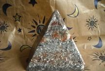 Piramides Mágicas de Orgonite