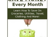 Budget/Savings / by Christy Moomey