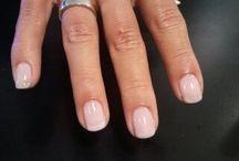 Shallac nails