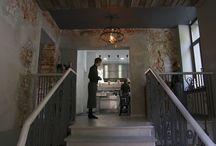 Wnętrza komercyjne -restauracje