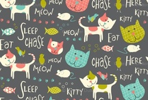 Printables / Sites I visit for print and cut projects, digital papers and vintage printable items. / by Cut Two Pieces