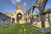 Bermuda Churches / A glimpse into the best places to get married in Bermuda