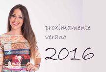 VERANO 2016 / VERANO 2016 SUSANAESCRIBANO