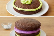 Food cakes