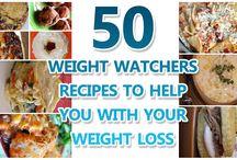 Weight watchers & Weight loss  recipes