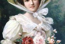 Emile Vernon (1872-1919) / peintre français