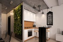 Interiors / Pinboard with amazing interiors