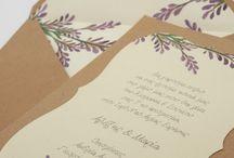 Wedding Invitations-Spring/Summer2017