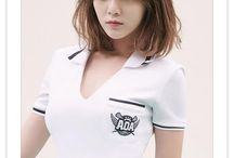 ☆AOA☆ Jimin / Name: Shin JiMin  Profession: Idol-Lider in Girl Group AOA  Birth Date: 8-January-1991 Height: 160cm Weight: 43kg  Agency: FNC Entertainment
