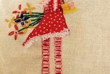 Hugs Homemade room / crafts, embroidery, bead work, ....