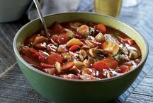 Oooh it's soupy! / Soup recipes