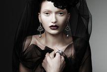 Black / White / by Rash Ferguson
