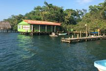 Rio Dulce - Livingston Guatemala / Interesting place on the river - and wonderful trip down the river to Livingston, a seaside community