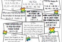 Teaching Math / by Debbie Wallace Gallagher