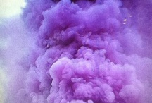 / purple /