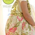 CRAFT: Sewing bags / by Laura K