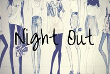 N I G H T_O U T / The perfect fashion pinned for a night out on the town.