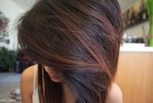 Hair color / by Merissa Dannenberg