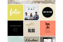 Web inspiration / Websites/layouts and the like, that I like
