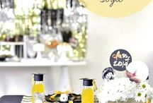 GRADUATION PARTY STYLISH IDEAS / Plan a hip and stylish graduation celebration for a rising star! / by Bellenza