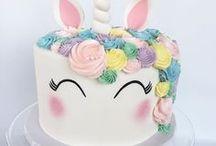 bolos de unicornio