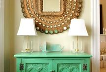 DECORATE {Entry} / by Lisa Calle