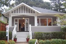 New House- Going Craftsman