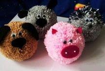 Animal Pom Pom#3