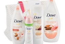 Dove Gift Sets For Baths / Showers