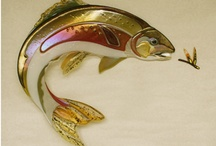 Fish ispiration / fish, pesci and pisches / by Antoni Batzu