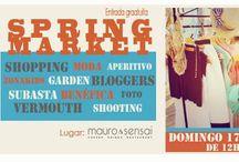 Subasta benéfica de bloggers a beneficio de ANDA / Un evento: Spring Market, ¿Cuando?: 17 y 24 de Mayo, ¿dónde?: Mauro&Sensai, allí estaremos en la Subasta Benéfica de bloggers y artistas de moda, esta semana os enseño el estilismo que subastaré a beneficio de ANDA!!! #lpr #subastabloggers #modabenéfica