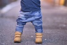 CAMO..the new black / camo harem pants millie+roo