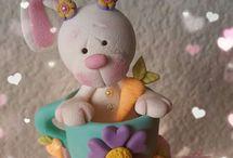 Ceramica conejos