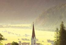 Templomok. / Híres templomok.