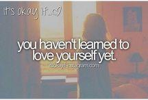 Its okay if...
