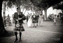 Scottish Weddings in Italy