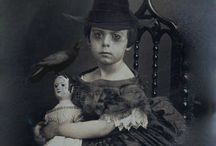 Photography with dolls