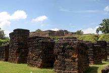 Raibania fort in Balasore